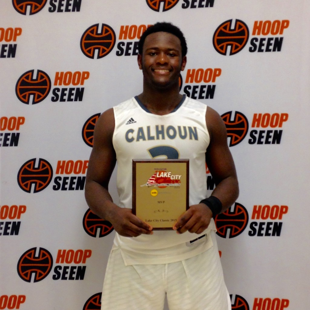 Jireh Lake City Classic Bracket MVP 2015