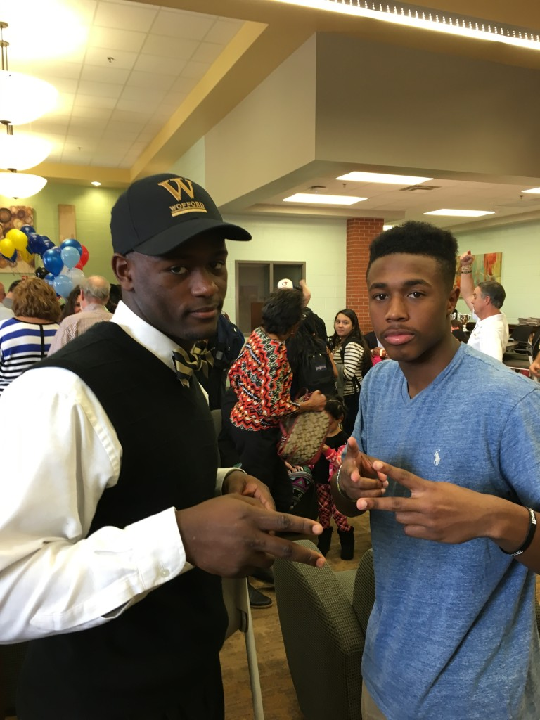 Jireh Wilson And Malik Lawrence